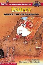 Fluffy Meets The Groundhog (level 3) (Hello Reader)
