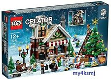 LEGO Creator Holiday WINTER TOY SHOP # 10249  898 pcs SAME DAY SHIP light brick