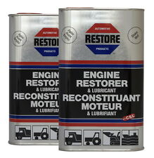 SMOKY BUS COACH MINIBUS?  Try 2 Ltrs ENGINE RESTORE OIL