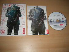 FAHRENHEIT aka Indigo Prophecy Pc Cd Rom Original FARENHEIT FAST DISPATCH