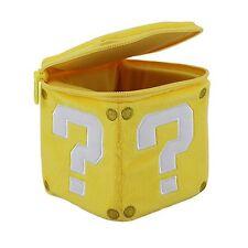"Plush - Nintendo - Super Mario - Coin Box 5"" New Soft Doll Toys Licensed 1262"