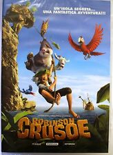 ROBINSON CRUSOE (ANIMAZIONE) DVD SIGILLATO