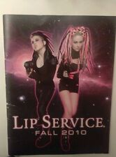 Lip Service Fall Catalog 2010