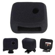 Sponge Noise Wind Reduction Windscreen Windshield For Gopro HD Hero 3 3+ 4 Black