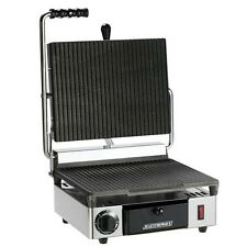 Maestrowave MEMT16000X Ribbed Contact Grill (Boxed New)