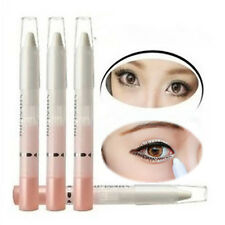 Eye Shimmer Pearl Eyeliner Pencil Pen Make Up Beauty Cosmetic White Highlighter