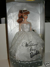 Barbie   Wedding Day       1961 vintage fashion edition reproduction