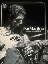 Linear Expressions Pat Martino - Stylistic Method NEW 000070011