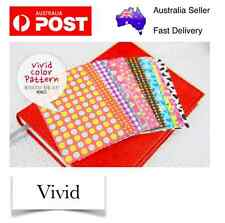 Vivid 20 pcs  Polaroid Photo Films Sticker for FujiFilm Instax Mini 8/7/7S/90