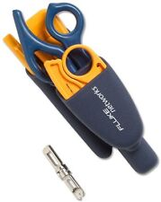 Fluke Networks 11291000 IS40 ProTool Kit with Punch Down Tool