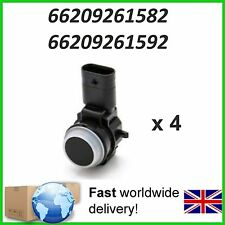 4 X Parking PDC Sensor BMW 1 Series 3 Series 4 Series - 66209261592  66209261582