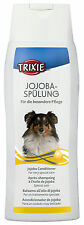 Jojoba Dog Conditioner Eases Combing Leaves Coat with Silky Shine 250ml