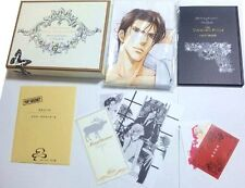 Yamane Ayano Special Collection Box LTD official Yaoi BL bed sheet art book etc.