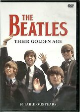 THE BEATLES THEIR GOLDEN AGE DVD - 50 FABULOUS YEARS