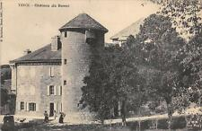 CPA 43 TENCE CHATEAU DU BESSET