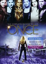 Once Upon a Time: The Complete Second Season [5 Disc (2013, REGION 1 DVD New) WS