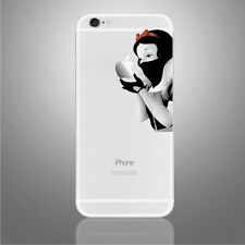Snow White Revenge Assassin Disney iphone Sticker Viny Decal for iPhone 6, 6s,7