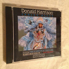 DONALD HARRISON INDIAN BLUES CANDID CCD 79514