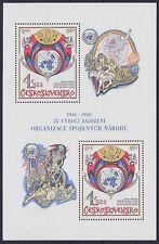 Tschechoslowakei Block 41 A **, CSR Kunst 1980, postfrisch, MNH