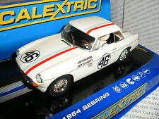 Scalextric - C3415 MGB #46 (White) Sebring 1964 - NEW