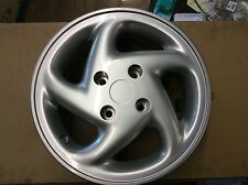 Genuine new peugeot 306 roue en alliage 9606GP 6.0jx14 ch4.22 VAS146 buse
