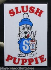 "Slush Puppie 2"" x 3"" Fridge / Locker Magnet. Vintage Advertising"