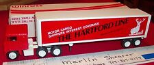 HARTFORD LINE motor cargo shippers interest coverage  7000 CAB WINROSS TRUCK
