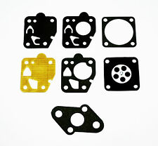 TK Carb Diaphragm Gasket Kit, Kawasaki TG18, TG20, TG24, TG28, TG33, TF22 CGK006