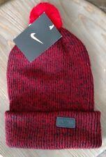 NWT Nike LeBron 12 Beanie Hat RED ONE SIZE $30