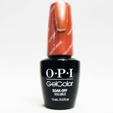 OPI Nail GELCOLOR Soak Off Gel Polish Color VENICE Collection .5oz/15mL