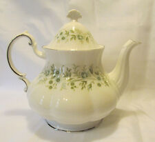PARAGON England Fine Bone China By Appointment DEBUTANTE Tea Pot with Lid