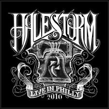 Halestorm - Live In Philly 2010 (Cd/Dvd) near mint, will combine s/h