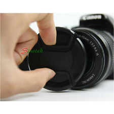 49mm Snap-On lens Cap Cover for Sony 18-55mm & 16mm NEX3/NEX5 Fuji Pentax Alpha