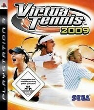 PS3 / Sony Playstation 3 Spiel - Virtua Tennis 2009 (DEUTSCH) (mit OVP)