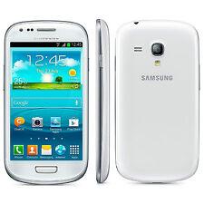 Samsung Galaxy S3 III Mini GT-I8200N White Sim Free Unlocked Mobile Phone