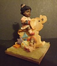 Child on Rocking Horse (Elephanat)