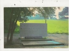 The John F Kennedy Memorial Runnymede Postcard 898a