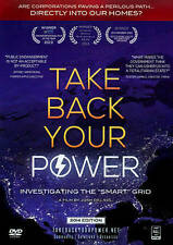 Take Back Your Power: Investigating the Smart Grid, Good DVD, , Del Sol, Josh