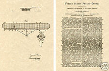 GRAF ZEPPELIN AIR SHIP Patent Art Print READY TO FRAME!!!!!!! Blimp 1899
