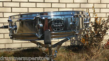 Mapex MPX Snare Drum Steel 14x3.5 Piccolo Snare Drum Chrome - NEW