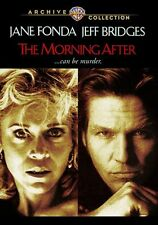 THE MORNING AFTER (1986 Jane Fonda) - DVD - Region Free