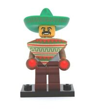NEW LEGO MINIFIGURES SERIES 2 8684 - Mariachi / Maraca Man (Mexican)