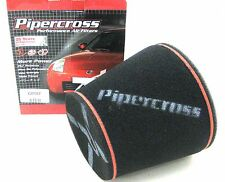 PIPERCROSS AIR FILTER PERFORMANCE INDUCTION CONE KIT UNIVERSAL 80mm FITMENT