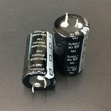 3pcs 10000uF 35V Panasonic HA 35V10000uF 25x45mm Snap-in PSU Capacitor