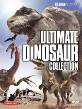 Ultimate Dinosaur Collection (Walking with Monsters / Walking with Dinosaurs / A