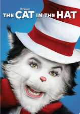 Dr Seuss Cat In The Hat [dvd] (Universal) (mcad61167168d)