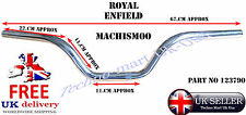 "ROYAL ENFIELD MOTORBIKE MACHISMO 7/8"" HANDLE BAR HANDLEBAR  CHROMED123790"