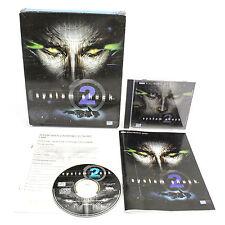 Choque de sistema 2 para juegos de PC por irracional, de 1999, RPG, relatos, ciencia ficción, horror