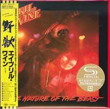 APRIL WINE-THE NATURE OF THE BEAST -JAPAN MINI LP SHM-CD Ltd/Ed G00