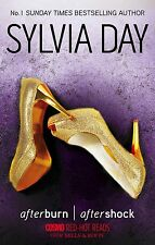 Afterburn & Aftershock (Cosmo Red-Hot Reads from Mills & Boon), By Sylvia Day,in